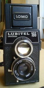 LOMO Lubitel 166